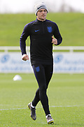 England defender Kieran Trippier during England's Euro 2020 Qualifier training session at St George's Park National Football Centre, Burton-Upon-Trent, United Kingdom on 23 March 2019.