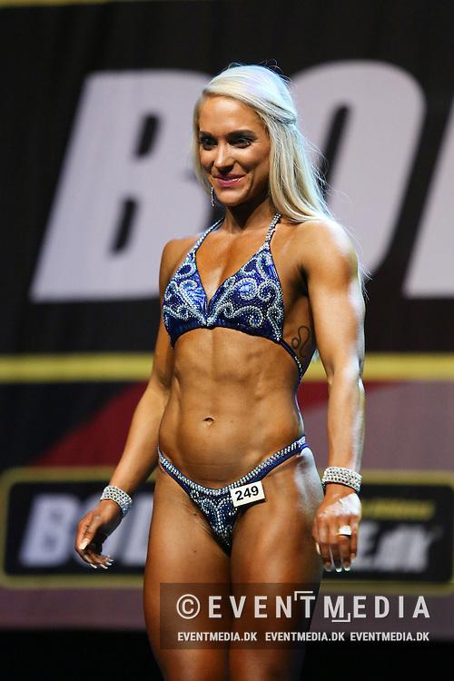Danske mesterskaber i fitness og bodybuilding 2014 i Herning Kongrescenter, 28. september 2014.