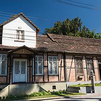Museu da Familia Colonial, Blumenau, Santa Catarina, foto de Ze Paiva, Vista Imagens