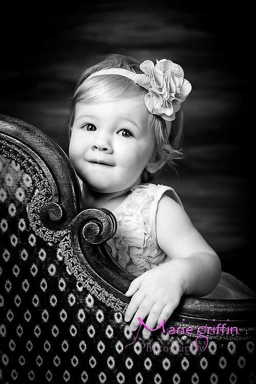 Emma Cook's one year photo session on Aug. 9, 2014.<br /> Photography by: Marie Griffin Dennis<br /> mariegriffinphotography.com<br /> mariefgriffin@gmail.com