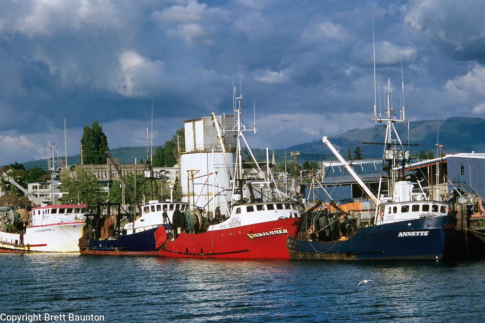 Fishing Boats, Bellingham, Washington State