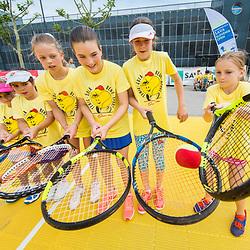 20180527: SLO, Tennis - Igrajmo tenis, Millenium center BTC