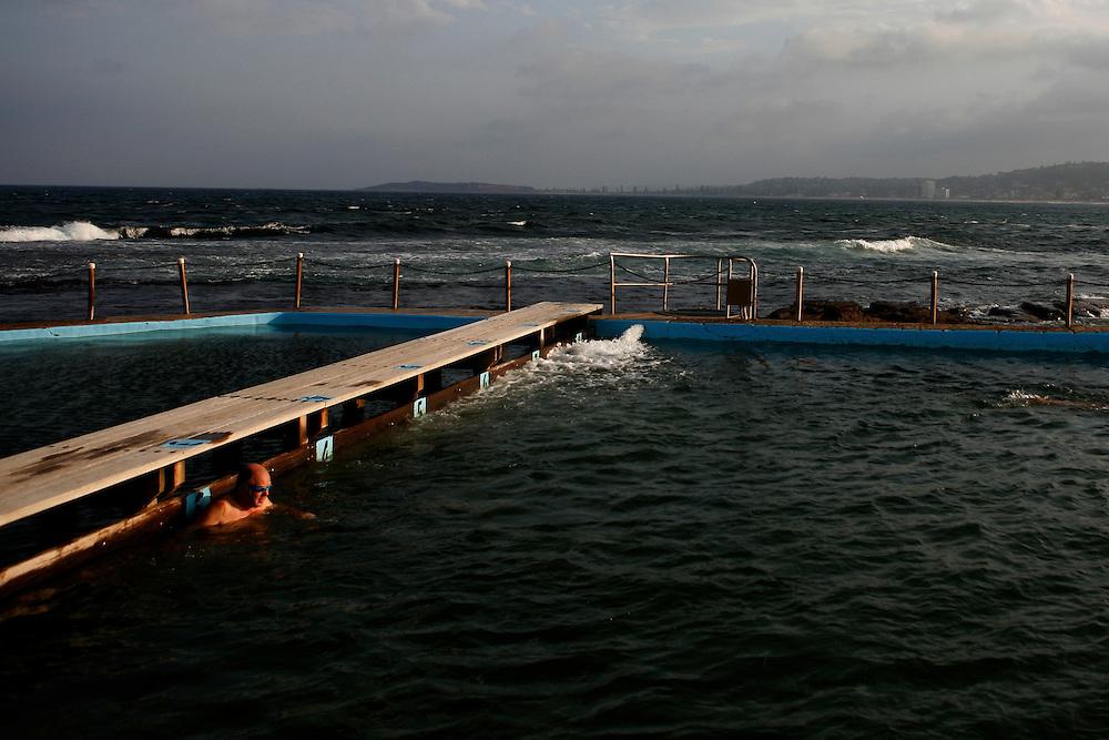 Narrabeen swimmer, Sydney