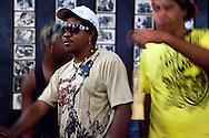 Musicians in Holguin, Cuba.