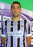 Yohan BOCOGNANO - 17.09.2013 - Photo Officielle Istres - Ligue 2<br /> Photo : Icon Sport