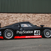 Porsche GT1 (1997), photographed in June 2016