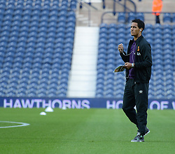 *caption correction Hull City's Tom Ince   - Photo mandatory by-line: Alex James/JMP - Mobile: 07966 386802 20/09/2014 - SPORT - FOOTBALL - Birmingham -  The Hawthorns - West Brom v Hull City   - Capital one cup
