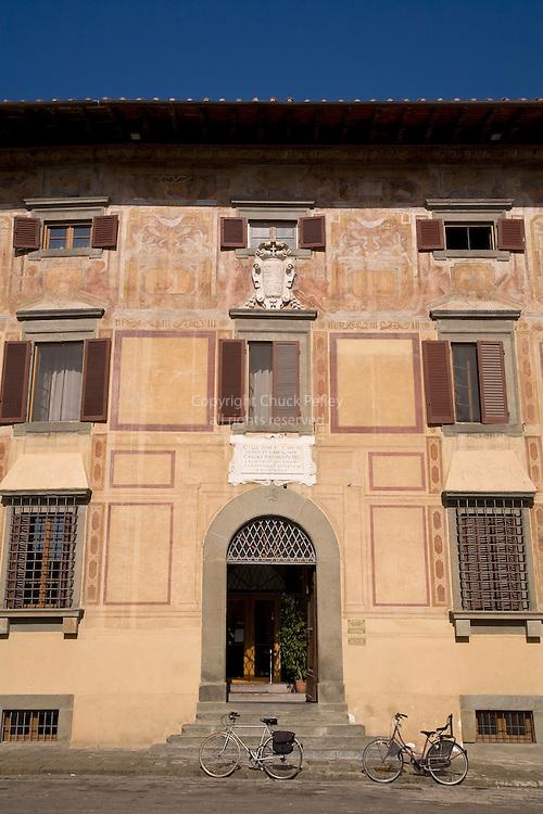 Scuola Normale, Superiore, Collegio Puteano, Pisa, Tuscany, Italy