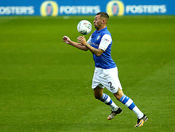 Jack Hunt of Sheffield Wednesday - Mandatory by-line: Robbie Stephenson/JMP - 08/08/2017 - FOOTBALL - Hillsborough - Sheffield, England - Sheffield Wednesday v Chesterfield - Carabao Cup
