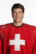 31.07.2013; Wetzikon; Eishockey - Portrait Nationalmannschaft; Rafael Diaz (Valeriano Di Domenico/freshfocus)