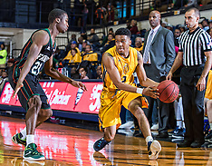 2015-16 A&T Men's Basketball vs FAMU