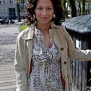 NLD/Amsterdam/20100414 - Uitreiking Mama van het Jaar 2010, maureen du Toit