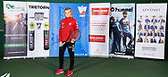 Warsaw, Poland - 2017 December 08: Tennis player Katarzyna Wysoczanska from Poland while Photo Session of Fed Cup Team of Polish Tennis Association at Mera Tennis Club on December 08, 2017 in Warsaw, Poland.<br /> <br /> Mandatory credit:<br /> Photo by © Adam Nurkiewicz / Mediasport<br /> <br /> Adam Nurkiewicz declares that he has no rights to the image of people at the photographs of his authorship.<br /> <br /> Picture also available in RAW (NEF) or TIFF format on special request.<br /> <br /> Any editorial, commercial or promotional use requires written permission from the author of image.