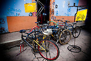 Bike shop in San Cristóbal