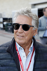 November 2, 2019, Austin, United States of America: Motorsports: FIA Formula One World Championship 2019, Grand Prix of United States, .Mario Andretti  (Credit Image: © Hoch Zwei via ZUMA Wire)