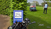 ZOELEN - Stiltegbied; Golfclub de Batouwe. FOTO Koen Suyk