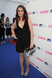 KEELEY HAWES at the Glamour Women Of The Year Awards held in Berkeley Square, London on 8th June 2010.