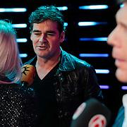 NLD/Hiversum/20120123 - Presentatie van nieuwe zangspelprogramma The Winner is …, bedenker John de Mol Jr. en Jeroen van der Boom