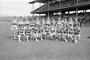 16/05/1965<br /> 05/16/1965<br /> 16 May 1965<br /> National Hurling League Final: Kerry v Laois at Croke Park, Dublin.<br /> Kerry team.