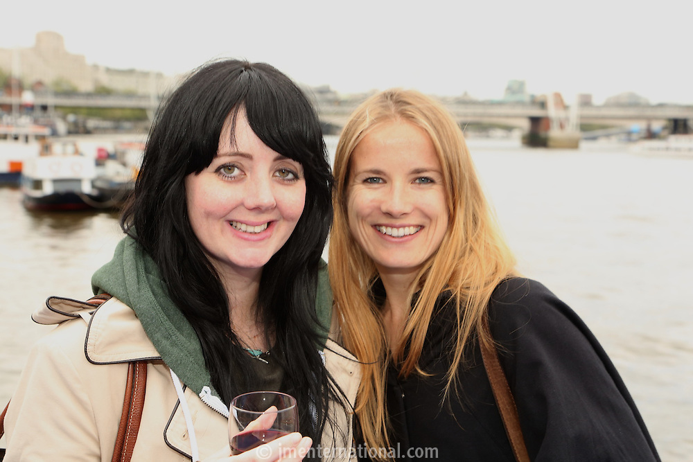 Rock The Boat at Westminster Pier, London..Wednesday, May.16, 2012 (John Marshall JME)