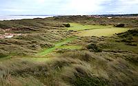 BALMEDIE - Aberdeenshire - Schotland. Trump International Golf Links. Hole 2COPYRIGHT KOEN SUYK