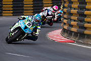Dean HARRISON, Silicone Engineering Racing, Kawasaki<br /> <br /> 64th Macau Grand Prix. 15-19.11.2017.<br /> Suncity Group Macau Motorcycle Grand Prix - 51st Edition<br /> Macau Copyright Free Image for editorial use only