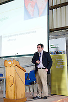 "Spinning at Sheep 2012 ""The Way Forward""  at Teagasc, Mellows Campus, Athenry, Co. Galway Photo: Andrew Downes.."