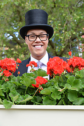 GOK WAN at the 1st day of the Royal Ascot Racing Festival 2015 at Ascot Racecourse, Ascot, Berkshire on 16th June 2015.