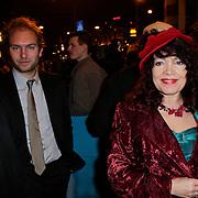 NLD/Amsterdam/20120313 - Inloop Boekenbal 2012, Rosita Steenbeek