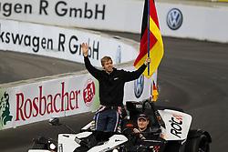 28.11.2010, Esprit Arena, Düsseldorf, GER, Race of Champions, im Bild Sebastian Vettel (GER, F1 Red Bull Racing), EXPA Pictures © 2010, PhotoCredit: EXPA/ A. Neis