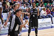 DESCRIZIONE : Campionato 2014/15 Dinamo Banco di Sardegna Sassari - Dolomiti Energia Aquila Trento Playoff Quarti di Finale Gara3<br /> GIOCATORE : Jamarr Sanders Gianluca Mattioli<br /> CATEGORIA : Arbitro Referee Ritratto Delusione Fallo Tecnico<br /> SQUADRA : Dolomiti Energia Aquila Trento<br /> EVENTO : LegaBasket Serie A Beko 2014/2015 Playoff Quarti di Finale Gara3<br /> GARA : Dinamo Banco di Sardegna Sassari - Dolomiti Energia Aquila Trento Gara3<br /> DATA : 22/05/2015<br /> SPORT : Pallacanestro <br /> AUTORE : Agenzia Ciamillo-Castoria/L.Canu