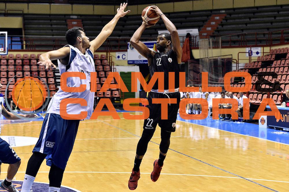 Joshua Bostic<br /> Pasta Reggia Juve Caserta - Benacquista Latina Basket<br /> Torneo Terme di Castrocaro<br /> Lega Basket Serie A 2016/2017<br /> Forli, 09/09/2016<br /> Foto Ciamillo-Castoria
