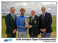 Flogas Irish Amateur Open Championship 2019 R4 Players