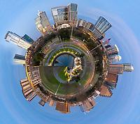Austin Tiny Planet Panorama