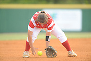 Lafayette High's Hope Patton vs. West Lauderdale in MHSAA Class 4A playoff action in Oxford, Miss. on Friday, May 2, 2014.