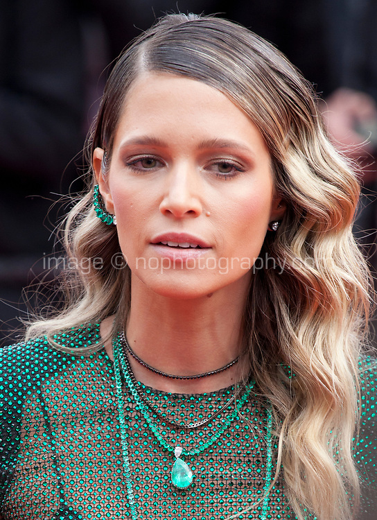 Helena Bordon at the La Belle Epoque gala screening at the 72nd Cannes Film Festival Monday 20th May 2019, Cannes, France. Photo credit: Doreen Kennedy