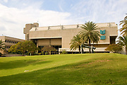 The Diaspora museum at the Tel Aviv university, Tel |Aviv, Israel