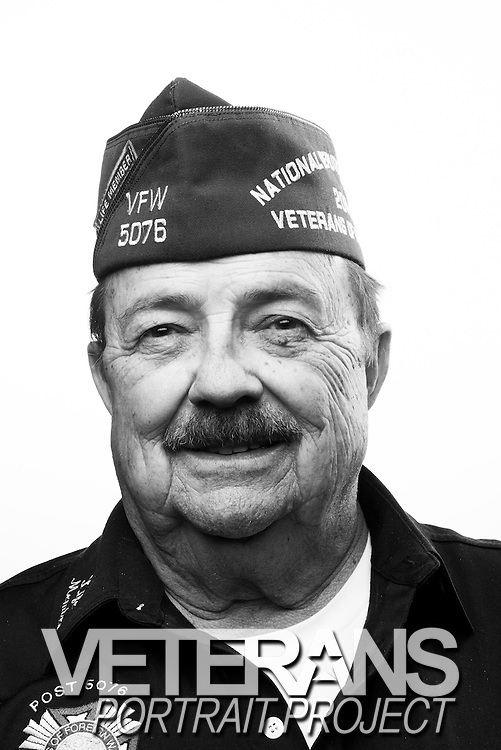 John Lozanski<br /> Air Force<br /> E-7<br /> Flight Engineer<br /> 1960-1986<br /> Vietnam<br /> <br /> Veterans Portrait Project<br /> Louisville, KY<br /> VFW Convention <br /> (Photos by Stacy L. Pearsall)