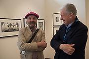 Eric Franck, Opening of Photo London, 2018. Somerset House. London. 16 May 2018