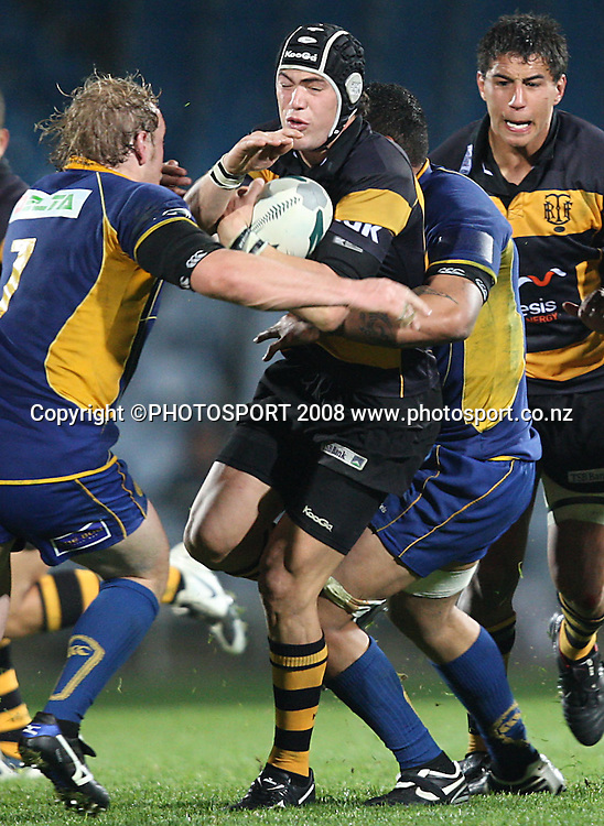 Jayden Hayward.<br /> Air NZ Cup, Otago v Taranaki, Carisbrook, Dunedin, Friday 19 September 2008. Photo: Rob Jefferies/PHOTOSPORT