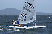 2004 New Zealand Laser, Laser Radial and Laser Masters National Championships. Hauraki Gulf, Auckland, New Zealand. 10/1/2004