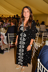 The HON.CATRINA PEARSON at the Cartier hosted Style et Lux at The Goodwood Festival of Speed at Goodwood House, West Sussex on 26th June 2016.