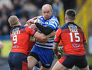 Halifax RLFC v Featherstone Rovers 050217
