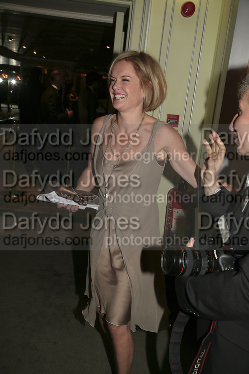 Mariella Frostrup, Cocktail party before the  27th Annual London Film Critics' Circle Awards. In aid of the NSPCC. Dorchester. 8 February 2007.  -DO NOT ARCHIVE-© Copyright Photograph by Dafydd Jones. 248 Clapham Rd. London SW9 0PZ. Tel 0207 820 0771. www.dafjones.com.