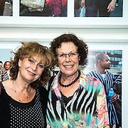 NLD/Amsterdam/20140616 - Uitreiking Johan Kaart prijs 2014, Adrianne Kleijweg en Ellen Röhrman