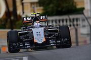 May 20-24, 2015: Monaco Grand Prix - Sergio Perez (MEX), Force India
