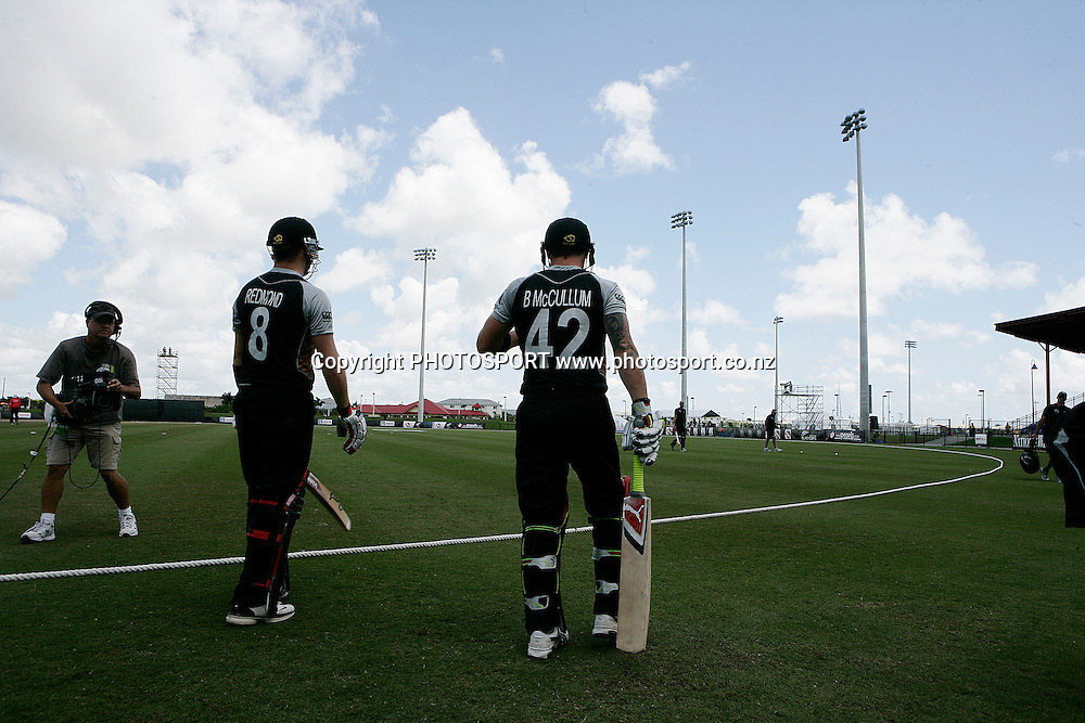 New Zealand Black Caps v Sri Lanka, international exhibition Twenty 20 cricket match, Central Broward Regional Park, Florida, United States of America. 23 May 2010. Photo: Barry Bland/PHOTOSPORT