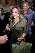 03.FEBRUARY.2011. FRANCE<br /> <br /> AMERICAN ACTRESS AND SINGER HILARY DUFF LEAVING THE NRJ RADIO STATION IN PARIS, FRANCE<br /> <br /> BYLINE: EDBIMAGEARCHIVE.COM<br /> <br /> *THIS IMAGE IS STRICTLY FOR UK NEWSPAPERS AND MAGAZINES ONLY*<br /> *FOR WORLD WIDE SALES AND WEB USE PLEASE CONTACT EDBIMAGEARCHIVE - 0208 954 5968*