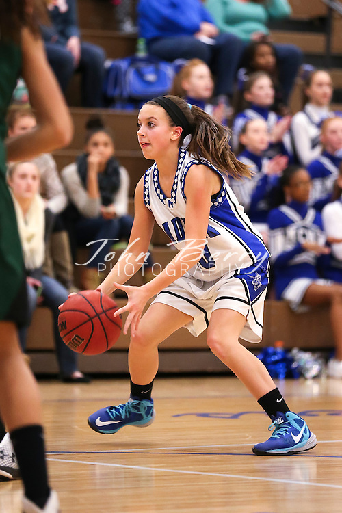 January 15, 2016.  <br /> MCHS JV Girls Basketball vs William Monroe.