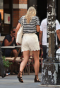 August 12, 2016 - New York, NY,<br /> <br /> August 12, 2016 New York City....Maria Sharapova out and about in TriBeCa <br /> ©Exclusivepix Media
